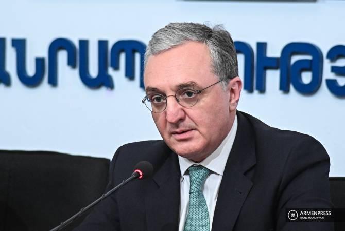 Зограб Мнацаканян примет участие в заседании Совета глав МИД стран ОДКБ