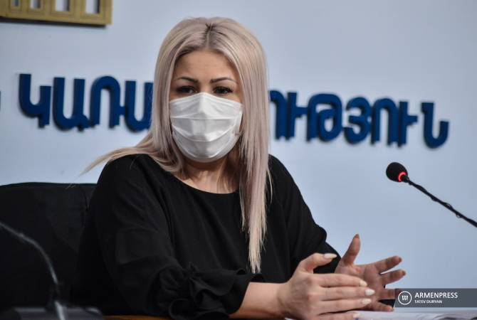 Epidemiological situation in Armenia: news briefing