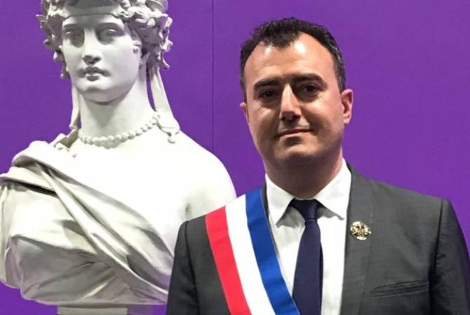 Saro Mardiryan elected Deputy Mayor of France's Alfortville
