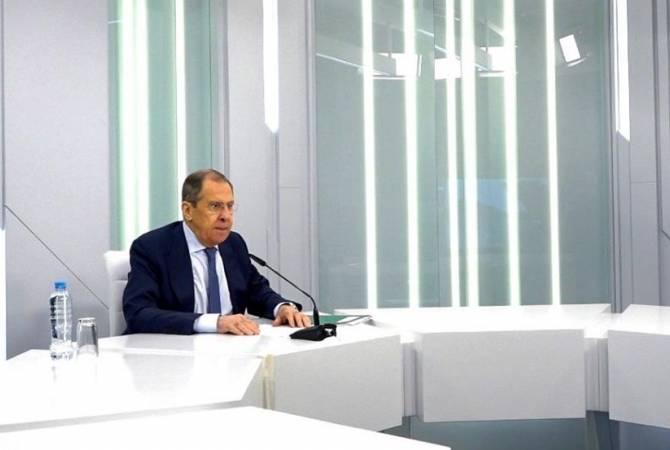 Военное сотрудничество Армения-Россия довольно тесное: Сергей Лавров