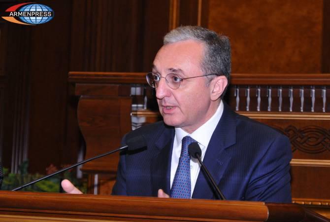Мнацаканяна не удивляют проявления антиармянской пропаганды Азербайджана