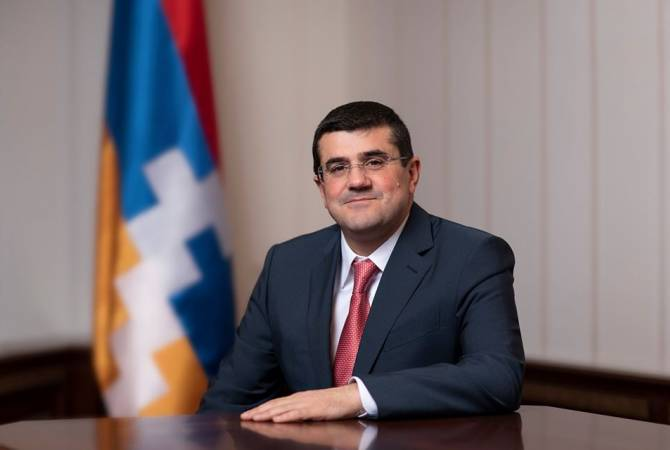 'Never try to speak to us in the language of force': Artsakh President to Azerbaijan's Aliyev