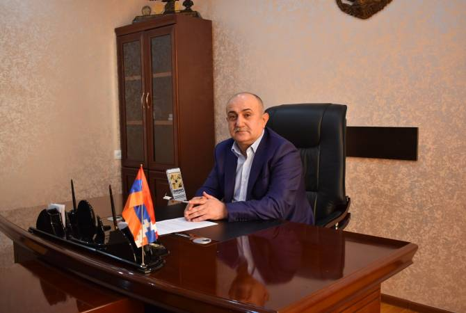 Samvel Babayan appointed Secretary of Security Council of Artsakh