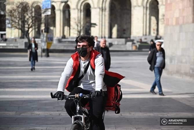 Covid-19: по числу  заражений  на 1 млн человек Армения  обошла  Иран