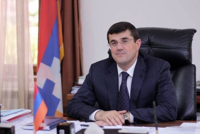 President of Artsakh offers condolences to family of writer, publicist Maxim Hovhannisyan