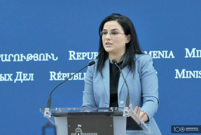 Not the population, but top leadership of Azerbaijan is not prepared for peace – MFA Armenia