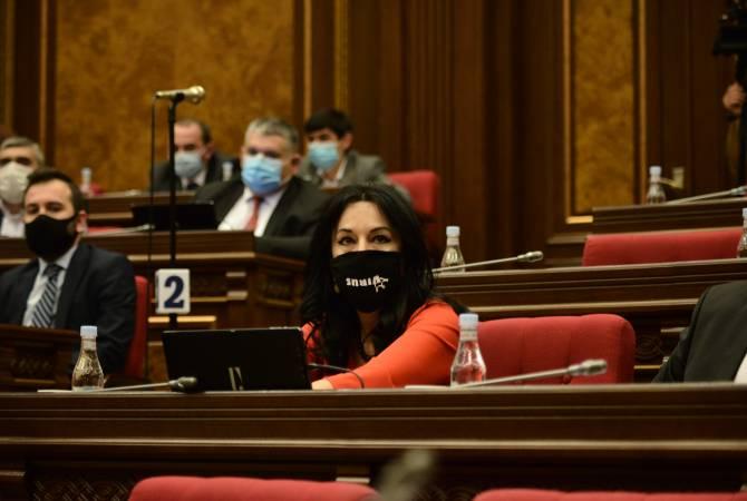 """""""Процветающая Армения"""" не будет голосовать по вопросу лишения Царукяна неприкосновенности"""