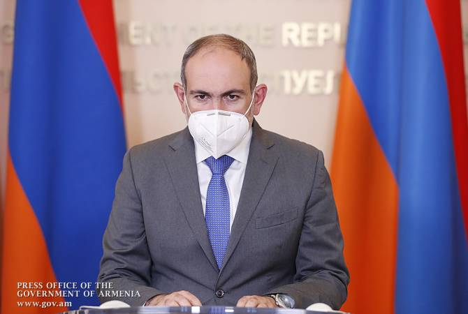 PM Pashinyan holds briefing on COVID-19 in Armenia