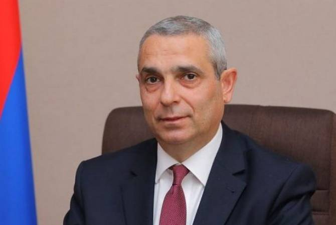 Artsakh's FM sends thank-you letters to a group of U.S. Congressmen