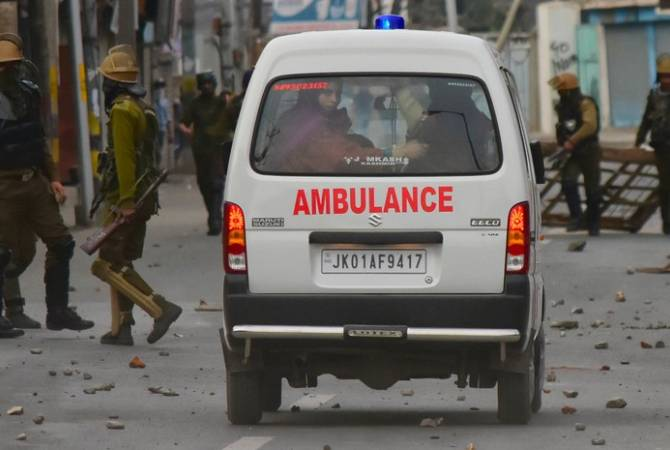 Հնդկաստանում ութ ոստիկան Է զոհվել հանցագործների հետ փոխհրաձգության ժամանակ