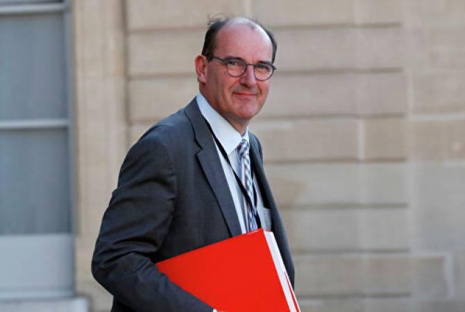 Макрон назначил Жана Кастекса на должность премьер-министра