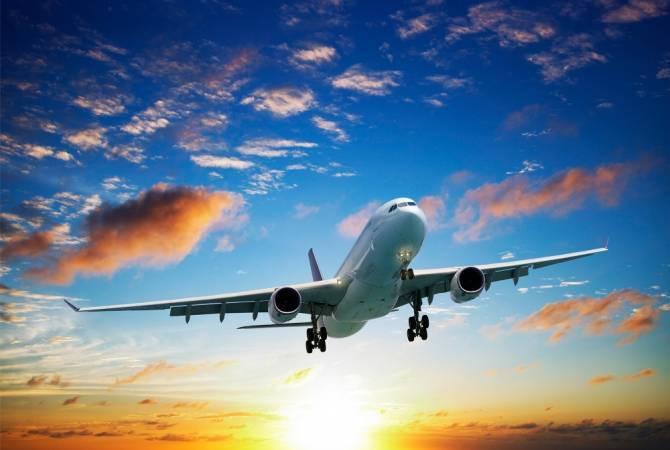 Чартерные рейсы Москва-Ереван будут 16 и 18 июля