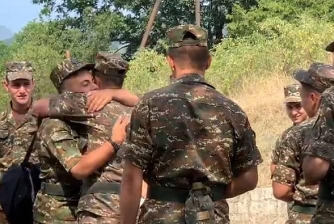Ашот Пашинян демобилизован: премьер-министр опубликовал видеоматериал
