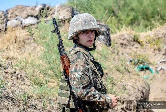 Relative calm on Armenia-Azerbaijan border