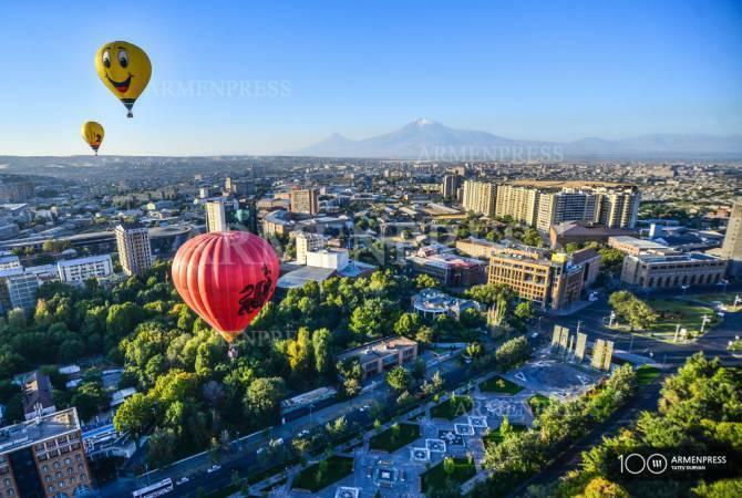 Հայաստանում օգոստոսի 11-13-ը օդի ջերմաստիճանը կնվազի 3-5 աստիճանով