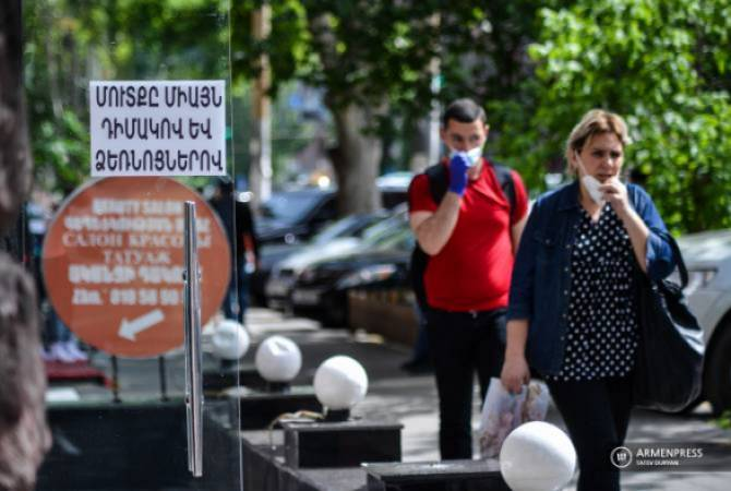 Armenia revises mandatory face covering rules
