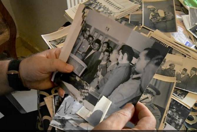 DW documentary retraces Armenian photographer Kegham Djeghalian's career