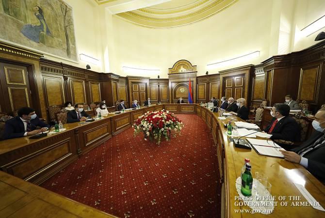 Գյումրու ԱՏԳ կենտրոնի կառուցման որոշումն ունի ռազմավարական նշանակություն. վարչապետ