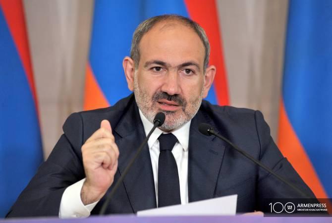 Принуждение армян Арцаха жить под властью Азербайджана - нарушение  международного права: премьер