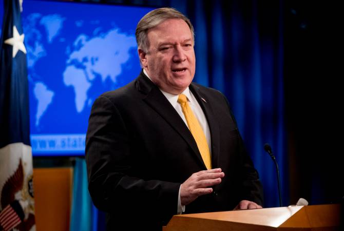 Every country should stay out for de-escalating NK conflict – U.S. Secretary of State