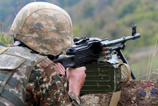 Операция по уничтожению азербайджанских диверсионных групп в районе Шуши  продолжается