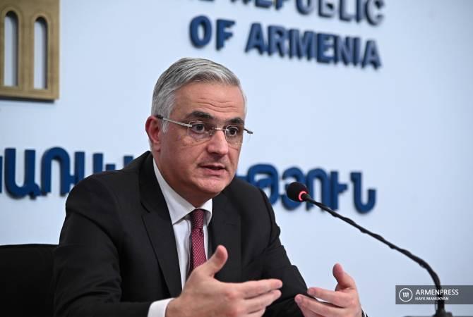 Armenia accuses Azerbaijan in committing military crimes in Nagorno Karabakh during CIS  session