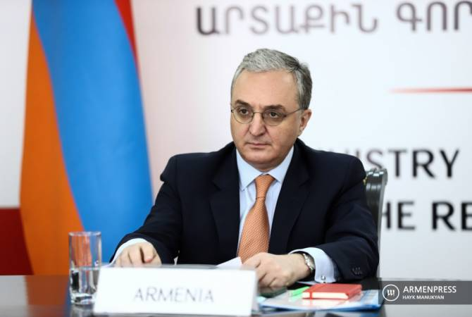 Zohrab Mnatsakanyan relived of post of Foreign Minister