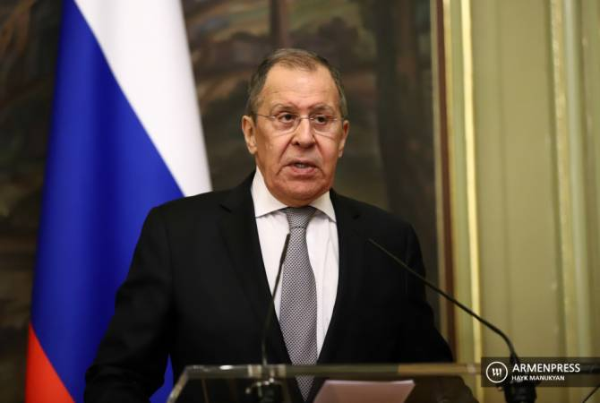 Lavrov comments on U.S. Secretary of State's reaction over Russia's role in NK conflict  settlement