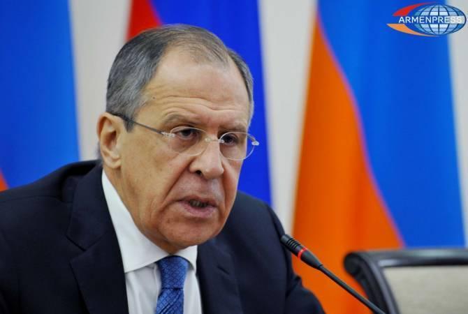 Лавров заявил о наличии попыток затормозить выполнение заявления по Карабаху