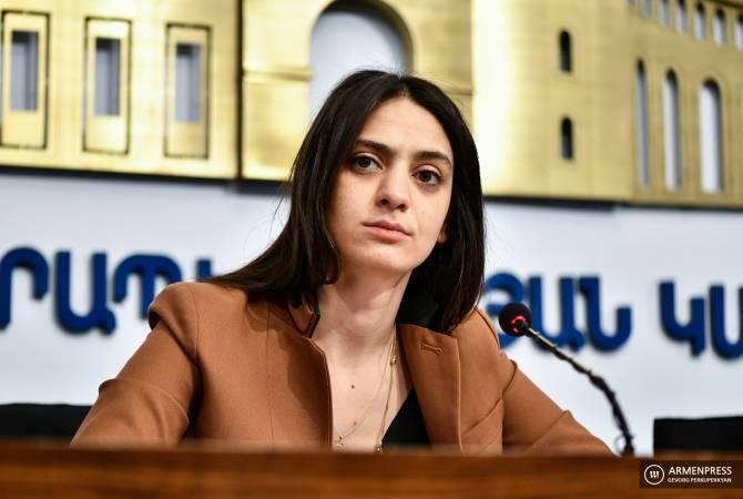 Мане Геворгян опровергла слухи о проникновении азербайджанцев в Сотское  золоторудное месторождение