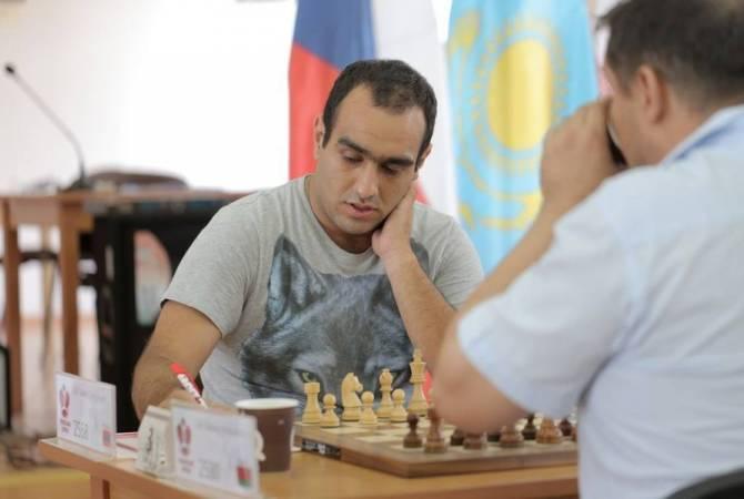 Гроссмейстер Карен Григорян выиграл в международном турнире Barbera del Valles