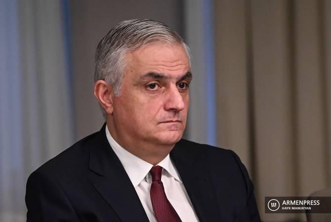 Unblocking communications: Deputy PM Mher Grigoryan to lead trilateral task  force from Armenian side | ARMENPRESS Armenian News Agency