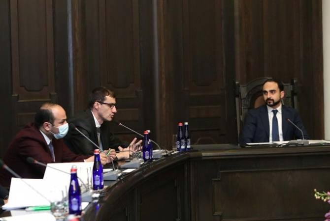 Тигран Авинян провел совещание по процессу протезирования военнослужащих- инвалидов