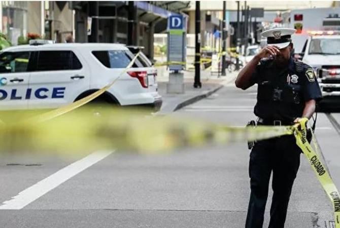 Five people killed in shooting in US