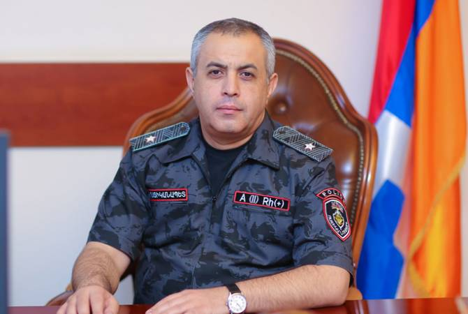 President of Artsakh appoints Ashot Hakobjanyan NSS Director