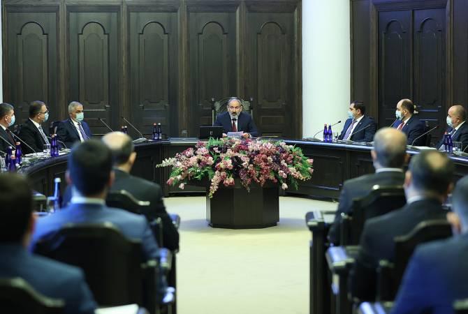 Hükümet toplantısı