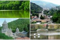 50.000 tourists from different countries of the world: Tourism activeness in Dilijan at highest 