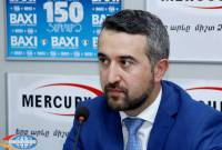 Ara Khzmalyan says Russia is a big tourism market for Armenia