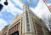 $60 million luxury hotel inaugurated in Yerevan, Armenia