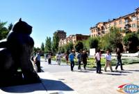 Friendly people, beautiful buildings and tasty food: foreign tourists present reasons for loving 