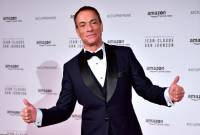 Blockbuster movie star Jean-Claude Van Damme to visit Armenia for the first time