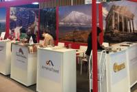 Armenia presented at the International Exhibition in Paris ahead of Francophonie Summit