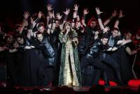 Armenian pop star Sirusho releases new music video