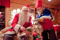Lapland's lack of snow triggers holiday worries