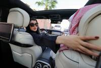 Saudi Arabia allows women to drive cabs, however with certain restrictions