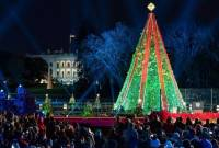 U.S. National Christmas Tree site re-opened amid partial federal government shutdown