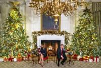 Trump asks 7-year-old 'Are you still a believer in Santa?'