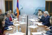 IMF ready to assist Armenian government on ensuring inclusiveness of economic growth