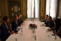 Armenia and Latvia committed to boosting political dialogue and commercial ties