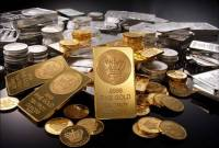 NYMEX: Precious Metals Prices Up - 18-02-19